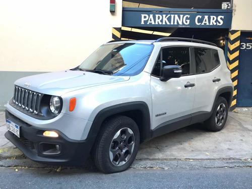 Jeep Renegade 1.8 Sport 2017 Parkingcars