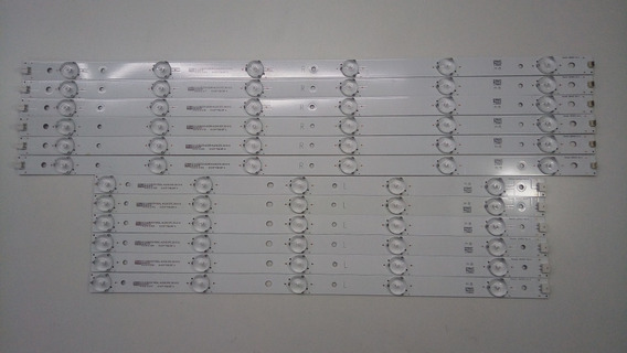 Kit Barras Led 48pfg5000/78 48pfg5100/78 48pfg5000 48pfg5100