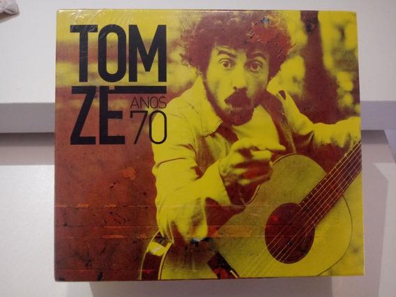 Tom Zé - Anos 70/box Lacrado