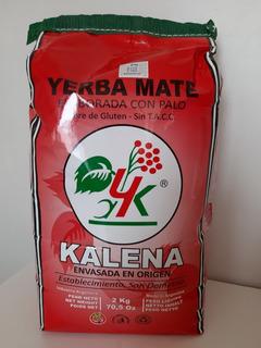 Pack 3 Paquetes Yerba Kalena X 2 Kilos