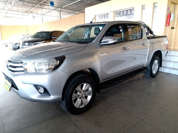 Toyota / Hilux Cd Sr 2.8 Aut Diesel Completa