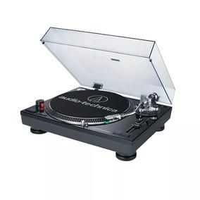 Toca Discos Audio Technica At-lp 120usb/ Direct-drive/ Preta