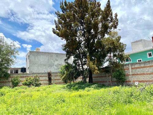 Imagen 1 de 6 de Terreno En Venta 789 M2  Santa Cruz Buenavista Cerca Zavaleta Y Recta  A Cholula