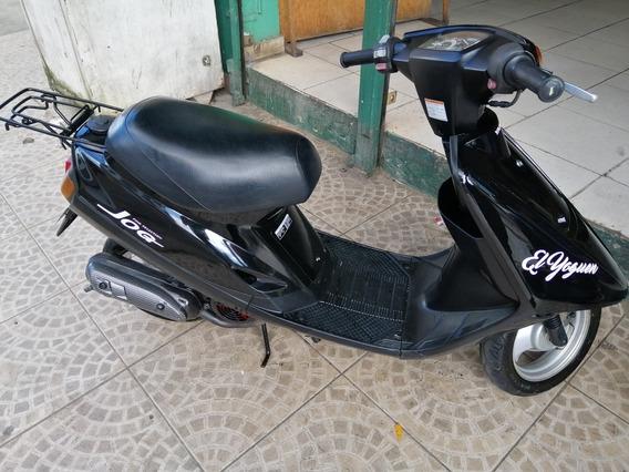 Pasola Jog Yamaha Negra
