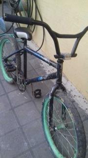 Bicicleta Bmx Rodado 20 Manubrio Y Asiento Nuevo