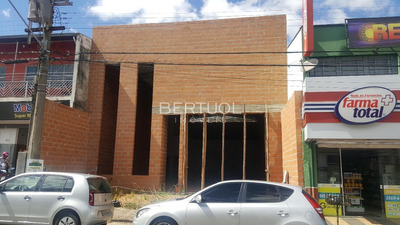 Salão Para Aluguel Em Jardim Santo Antonio - Sl006062