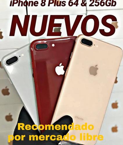 Imagen 1 de 1 de iPhone 8 Plus 256gb Nuevo Desbloqueado 8096275036
