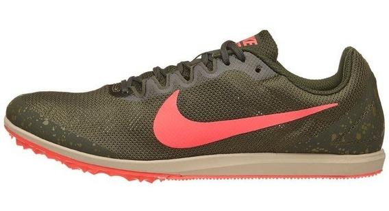 Zapatillas Spikes Clavos Nike Rival D 10 - Atletismo - Usa