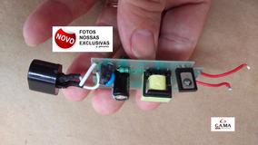 Plaqueta Eletronica Bivolt Com Plug Exclusiva De Gama Retrô