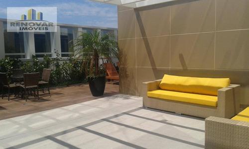 Sala À Venda, 38 M² Por R$ 311.000,00 - Vila Mogilar - Mogi Das Cruzes/sp - Sa0159