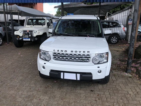 Land Rover Discovery Discovery 4 4x4 24v Turbo Diesel 3.0