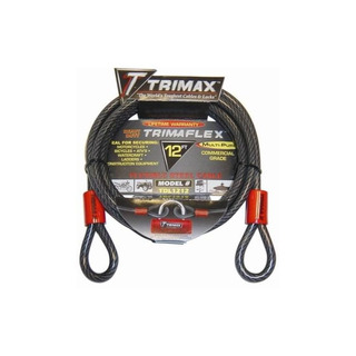 Trimax TDL815 Trimaflex 8 X 15mm Dual Loop Multi-Use Cable