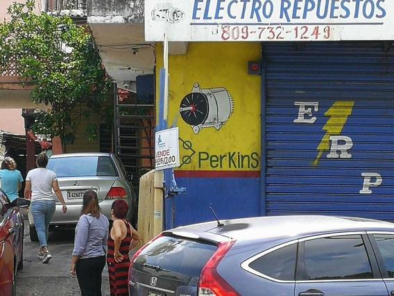 Casa Para Local Comercial En La San Martin