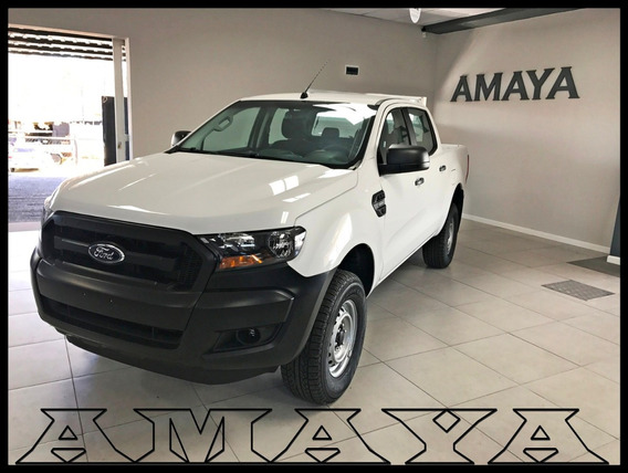 Ford Ranger Xl Plus 2.5 Doble Cabina Amaya