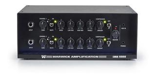 Warwick Lwa 1000 Cabezal Amplificador De Potencia 1000w