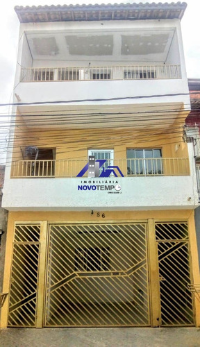 Casa Com Renda A Venda Em Jandira - Ca00502 - 68382363