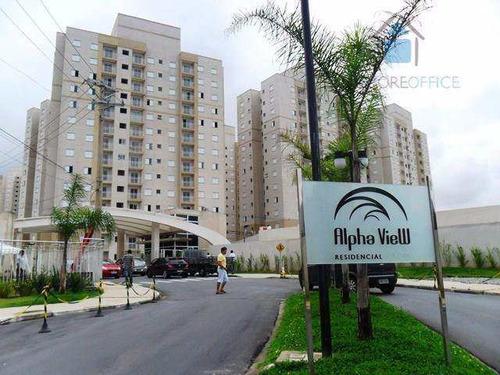 Imagem 1 de 25 de Apartamento Com 3 Dorms, Jardim Tupanci, Barueri - R$ 330 Mil, Cod: 424 - V424