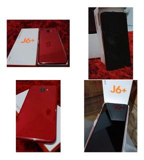 Celular Samsung J6 Plus