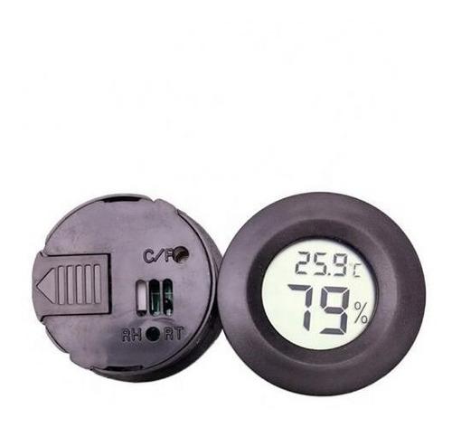 Medidor Temperatura Humedad Digital Indoor Termohigrometro