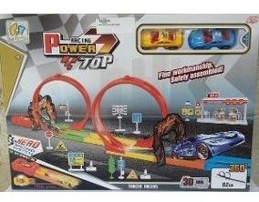 Pista De Carros Para Niños Super Mega Juguete Hero