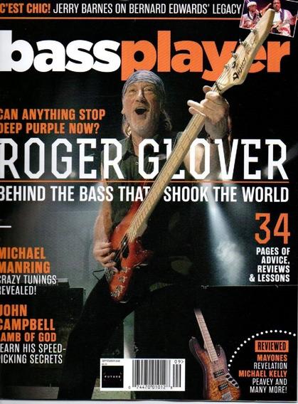Bass Player - Revista De Lições De Guitarra Baixo