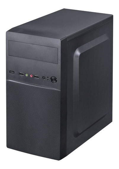 Computador Lite Intel Dual Core J1800 2.41ghz Memória 4gb