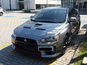 Mitsubishi Lancer 2.0 Evolution X John Easton 2015
