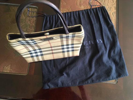 Bolsa Burberry Original Con Guardapolvo