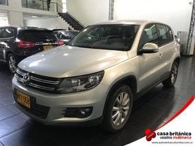 Volkswagen Tiguan Trend & Fun 2000cc 4x4 Gasolina