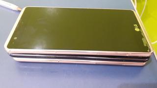 Lote Com 03 Celular LG X Power K220 Com Display Quebrado