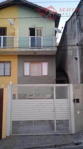 Sobrado Para Venda Em Taboão Da Serra, Jardim Pazini, 2 Dormitórios, 1 Banheiro, 1 Vaga - So0579_1-1010058