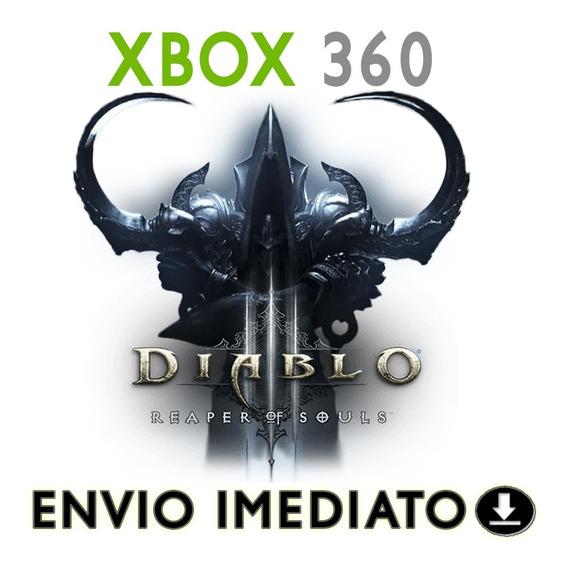 Diablo 3 Reaper Of Souls - Original - Midia Digital