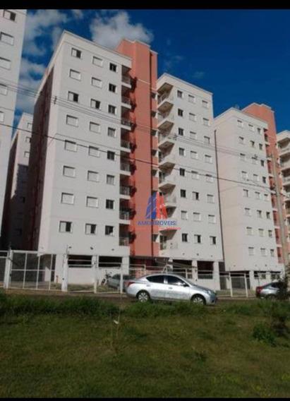 Apartamento Com 3 Dormitórios À Venda, 60 M² Por R$ 180.000 - Residencial Parque Real Ii - Jardim Dona Regina - Santa Bárbara D