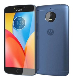 Smartphone Celular Moto E4 Plus Dual 16gb 13mp Azul Original