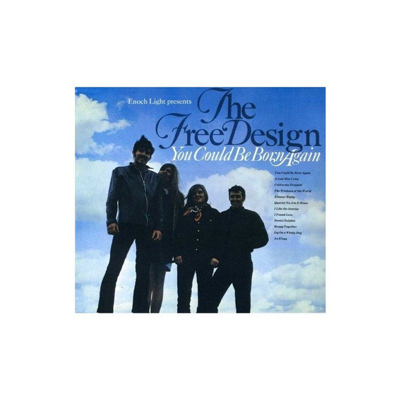 Free Design You Could Be Born Again Usa Import Cd