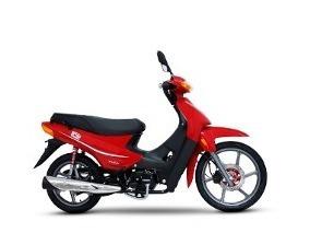 Guerrero Trip 110 Full Negro 2021 0km Smash Energy Ap Motos