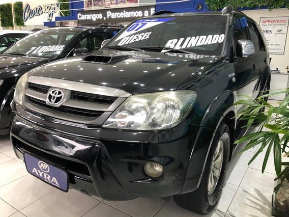 Toyota Hilux Sw4 Srv D4-d 4x4 3.0 Tdi Dies. Aut 2006/200...