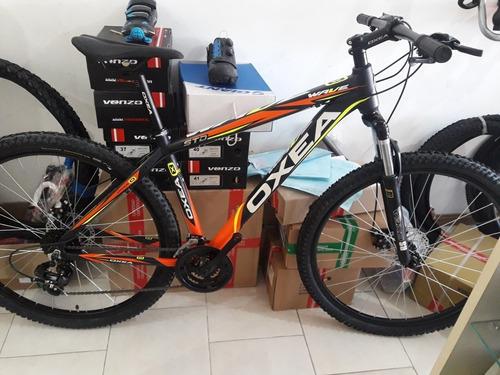 Bicicleta Oxea Er29 24 Vel. Mecánico
