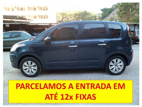 Citroen C3 1.6 Picasso Glx 16v Flex 4p Manual