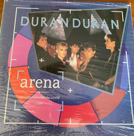 Lp Duran Duran - Arena - Gatefold Perfeito