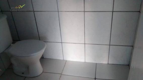 Edícula Com 1 Dormitório Para Alugar, 40 M² Por R$ 550/mês - Jardim Progresso - Mogi Guaçu/sp - Ed0066