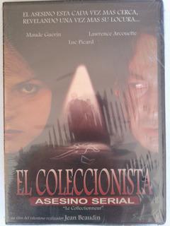 El Coleccionista Asesino Seria - Dvd Nuevo Original Cerrado