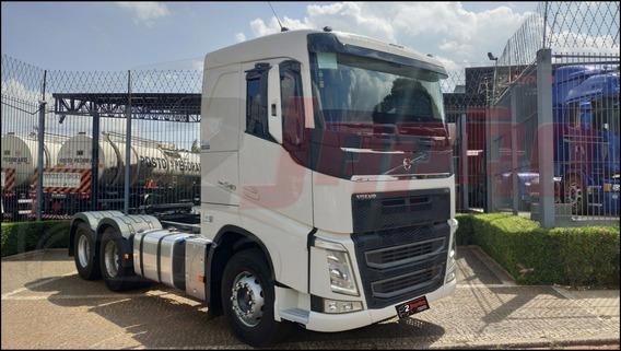 Volvo Fh 540 6x4 2018 *** Impecável *** (ref. 1780)