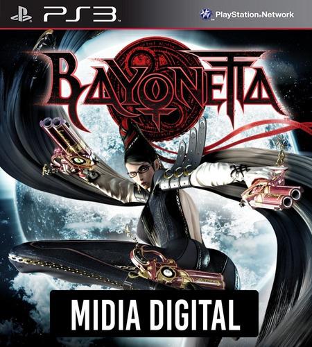 Bayonetta 1 Ps3 Psn Envio Rápido