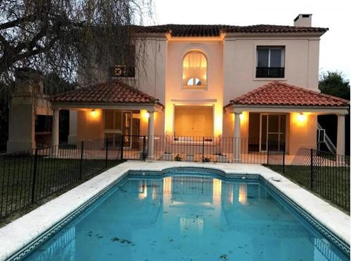 Casa En Venta La Alameda, Nordelta.