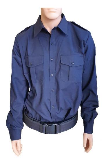 Camisa Policial Ml Fresno