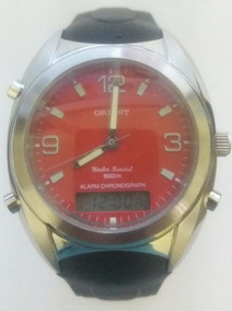 Reloj Orient Classic Digital / Analogo Doble Hora Original!!