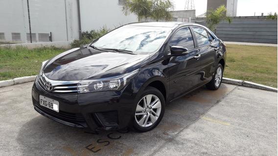 Corolla Gli 1.8 Upper Black 16v Flex Automático 2017 - Único