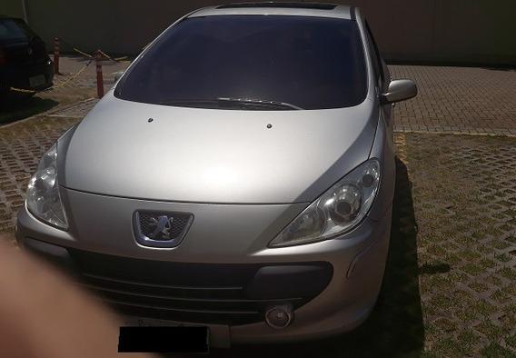 Peugeot 307 Automático.bancos Couro.teto Solar Completo