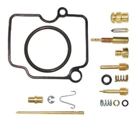 Kit Reparo Carburador Suzuki Yes 125 2005 Á 2010